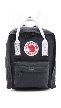 fjallraven kanken mini backpack / shopbop.com