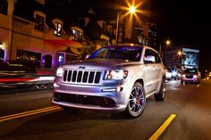 2012 Grand Cherokee SRT8 - $60,240 - Need to wait for the 8 speed auto