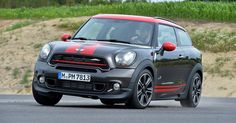 Magna Steyr's New BMW Contract Could Spell The End Of MINI Paceman #MINI #MINI_Paceman