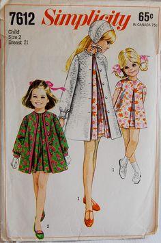 Simplicity pattern 1968