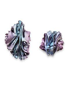 Earrings - Annelise Michelson in 2020 Jewelry Crafts, Jewelry Art, Jewelry Accessories, Fashion Jewelry, Cuff Earrings, Clip On Earrings, Jenner, Unusual Jewelry, How To Make Earrings