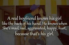 Boyfriends...