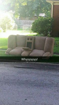 sad couch clean funny