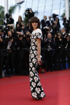 Mila Jojovic © Palais des Festivals et des Congrès de Cannes /TRAVERSO