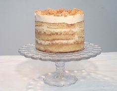 Milky bar cake recipe south africa - Cake like recipes Momofuku Recipes, Momofuku Cake, Momofuku Milk Bar, Bakery Dessert Recipe, Bakery Recipes, Apple Pie Recipes, Sweet Recipes, Africa Cake, Cookie Decorating Icing