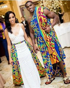 African Traditional Wedding Attire Styles You Will Love - Pretty 4 African Inspired Fashion, African Dresses For Women, African Print Fashion, African Wear, African Attire, African Women, African Prints, African Outfits, African Clothes