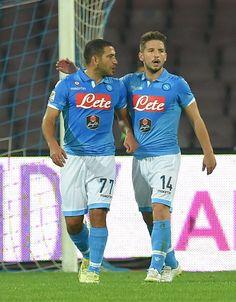 SSC Napoli v FC Parma