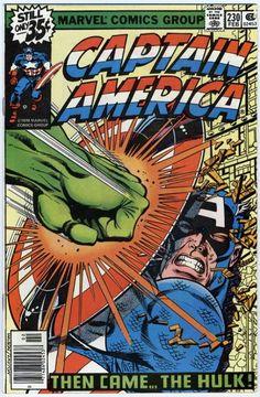 Captain America #230.