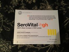 Another favorite!   SeroVital-hgh: Increase your human growth hormones by 682%.  Youthful skin, lean muscles, elevated energy and more!
