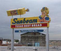 Huge Loaf of Bread in El Paso, Texas