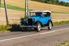 Ford A aux 48h Automobiles de Troyes #MoteuràSouvenirs Reportage : http://newsdanciennes.com/2016/09/12/les-48h-automobiles-de-troyes-2016-cetaient-quatre-jours-de-bonheur/