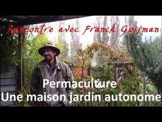 Permaculture pour une maison jardin de 667m² - YouTube