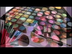 sorteo de maquillaje abierto - YouTube