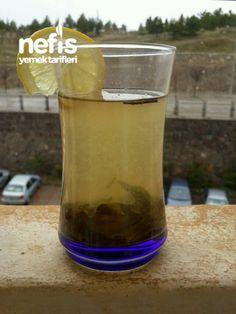 2 Ayda 8 Kilo Verdiğim Yeşil Çay Limon Kürü
