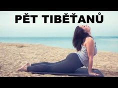 Pět Tibeťanů& The Five Tibetans Pilates Workout, Exercise, Workouts, Body Fitness, Health Fitness, Yoga Anatomy, Bedtime Yoga, My Yoga, Health Advice