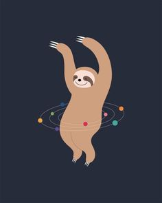 Sloth Galaxy - Time goes so so slowly here : ) You like sloth?then have fun with. - Sloth Galaxy – Time goes so so slowly here : ) You like sloth?then have fun with these funy sloth memes and quotes.click this pin for more. Baby Sloth, Cute Sloth, Funny Sloth, Baby Otters, Sloth Drawing, Baby Drawing, Galaxy Art, Fun Galaxy, My Spirit Animal