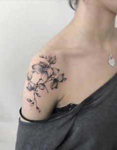 c918c03e1 Plumeria Tattoo, Orchid Tattoo, Pretty Tattoos, Cute Tattoos, Small Tattoos,  Beautiful Tattoos, Tatoos, Finger Tattoos, Body Art Tattoos