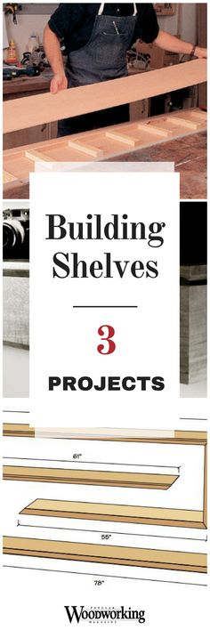 FREE DOWNLOAD: DIY Shelves: Tips & Techniques Every Woodworker Should Know