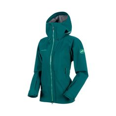 2a6d84152e Mammut Clean Production - Masao HS Hooded Jacket Women Outdoor Fashion,  Zipper Pulls, Stay
