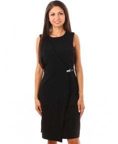 Малка черна рокля класически тип | Shopzone.bg