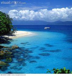 Australia, Queensland, Great Barrier Reef, Fitzroy Island