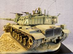 Magach 6 1/35 Scale Model