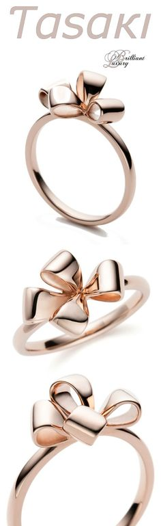 Brilliant Luxury * Ulala Ring // Tasaki