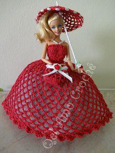 elegancia en rojo.