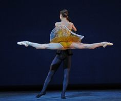 Tumblr theballetblog - in my former life i could have done this