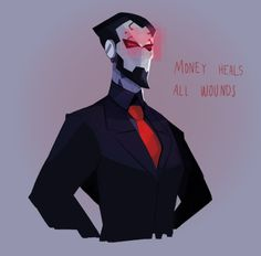Well, isnt that omnic with hair