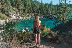 Secret Cove Lake Tahoe, Kings Beach Lake Tahoe, South Lake Tahoe Beaches, Lago Tahoe, Baldwin Beach, Best Beaches To Visit, Lakes In California, Tahoe City