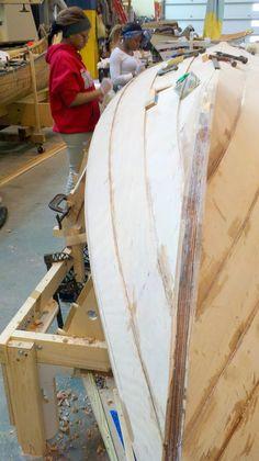 St. Ayles Rowing Skiff Blog!