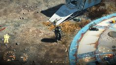 Fallout 4 as an isometric game