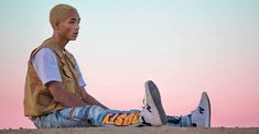 """Jaden Smith releases a music video for his """"Icon"""" single"""