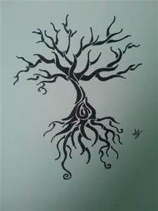 Life Of Tree Hip Tattoo Designs For Women - Bing Images