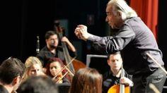 Maestro João Carlos Martins e Orquestra Camerata Bachiana no CIAEI