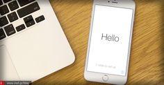 Αναλυτικός οδηγός ενεργοποίησης και διαμόρφωσης νέου iPhone