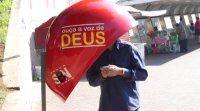 """Gideões Canguçu/RS: Ação evangelística instala orelhão com a """"voz de D..."""