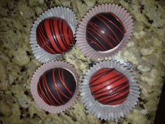 Cake balls for any occasion by BiteSizePleasures on Etsy