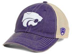 2717908ec8a Kansas State Wildcats Top of the World NCAA Wickler Mesh Cap Mesh Cap