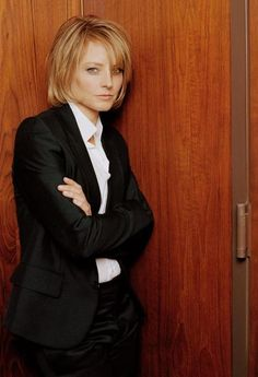 Jodi Foster. Only one of the coolest people ever.