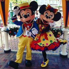 Mickey and Minnie                                                                                                                                                                                 More
