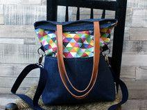 Bolso Triángulos Multicolor - Summer Edition