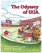 The Odyssey of UGA is a children's book by Suzanne Casagrande (BLA '02). Follow Uga as he encounters his SEC rivals.