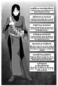 OLD - Sabriel IV by arnjeca on deviantART