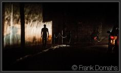 The nights in Port-au-Prince are still very dark...