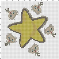 Recipe and Stitch | Little Einstein cross stitch pattern | http://www.recipeandstitch.com