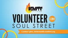 Each weekend, Soul Street is igniting the fire for God within the hearts of our children.