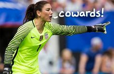 Hope Solo Trash Talks Sweden's Soccer Team Of 'Cowards' Following Team USA's Historic Olympics Loss - http://sportrelated.advices4all.eu/hope-solo-trash-talks-swedens-soccer-team-of-cowards-following-team-usas-historic-olympics-loss/