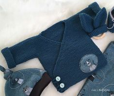 Bild 3 Baby Set, Baby Kids, Knitting, Crochet, Sweaters, Fashion, La Mode, Baby Sewing, Graz